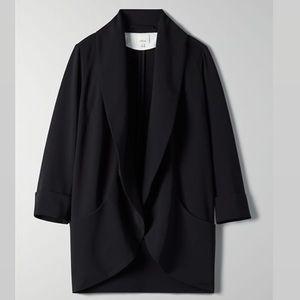 Black Aritzia Wilfred Chevalier jacket blazer